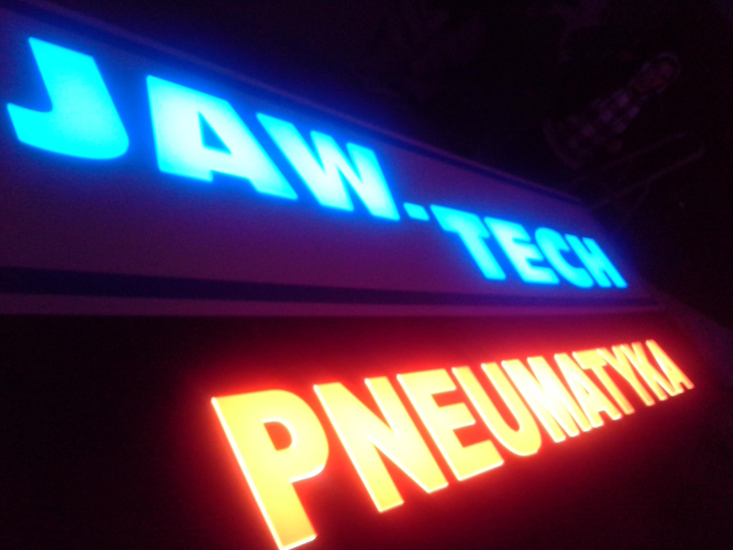 Projekt  Jaw-Tech